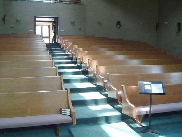 Sanctuary - View from Front